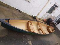 17 ft Canadian Kayak £400 ono