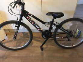Girls bike kinx