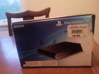 New, never opened playstation tv