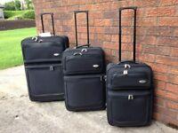 Pierre Cardin 3-pc Luggage Set