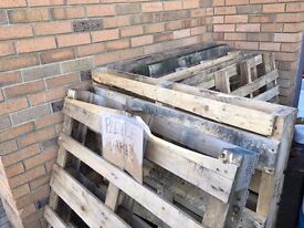 Free Mixed Wooden Pallets