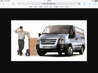 MAN with VAN For UK and Europe
