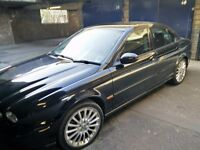 Jaguar X Type 2.5, Manual, Sport, AWD, Ltd Edition - Indianapolis (1 of 300 built)