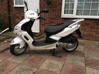Sinnis matrix2 with 2years mot, 2usb charger