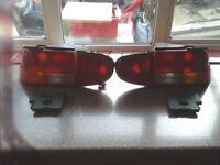 FORD ESCORT REAR LIGHTS MK5B & MK6 - SPARES / EMERGENCIES