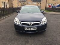 2008 Vauxhall vectra 1.9 cdti grey tax and tested bargain