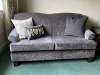 Multiyork 2 seater sofa and armchair