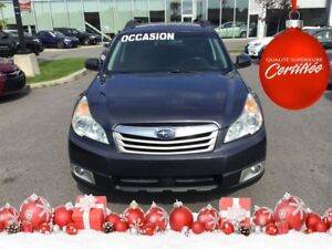 2010 Subaru Outback 2.5i Limited Cuir+Toit Ouvrant+Sieges Chauff