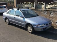 excellent car for it's age - 18 years old BUT young in MILES - 52000 -