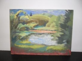 Landscape with Water - 1930s