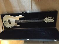 OLP By Musicman MM3 Stingray 5 - With Hard Case