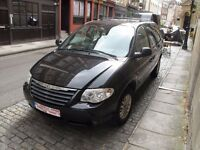 2006 Chrysler Grand Voyager - 7 Seater People Carrier - Black 127000 Miles - Automatic Diesel