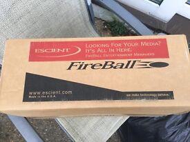 Music hard disc Escient fireball