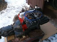 Ford 1600 Crossflow Engine & Lotus 2000e Gearbox