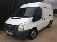 2009(58) Ford Transit 2.2 TDCi 260 S Med Roof Duratorq 3dr (SWB) 2 Keys, Service History, May PX