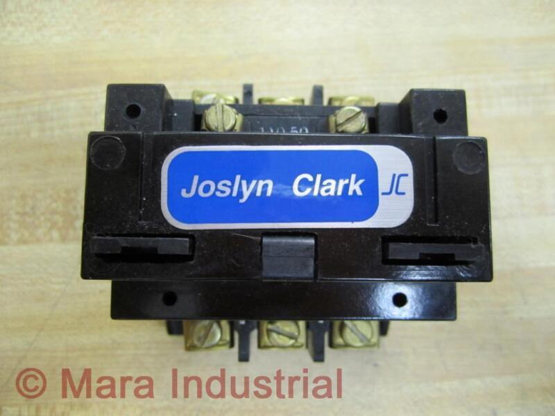 Joslyn Clark 7000-7140-11 Contactor 7000714011 (Pack of 3)
