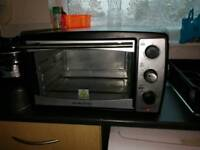 Andrew James mini oven and grill