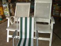 Garden /Patio chairs