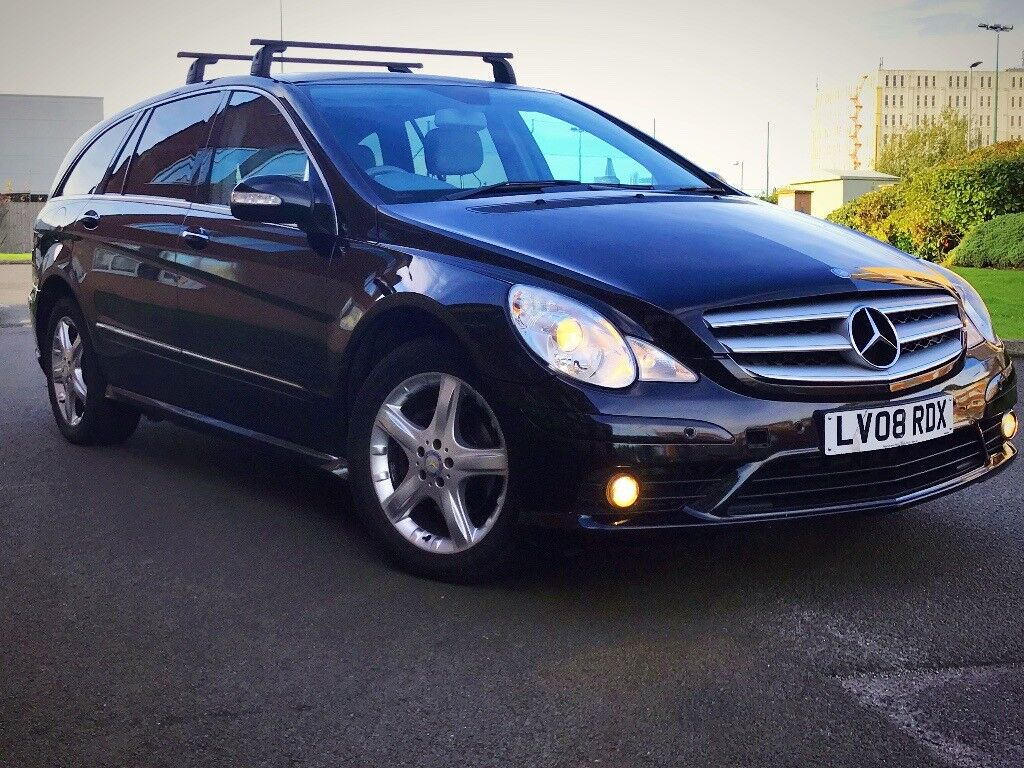 Mercedes benz r class 3 0 r320 cdi sport 7 seater auto for R320 mercedes benz