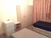 *** Cheap Double/Twin room available now in Willesden Green***