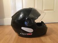 Rookie LS2 FF352 Motorbike Helmet