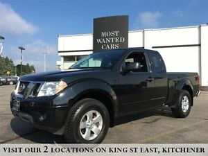 2013 Nissan Frontier SV   4.0L 4X4   KING CAB   CAMERA