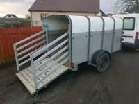 Ifor williams p8e livestock trailer