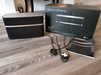 Bowers and Wilkins A7High end Airplay Speaker