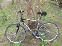 CORRATEC Sporting Trek Gents 8 Speed - Top Quality Build & Components! Superb Deal! DO NOT MISS!