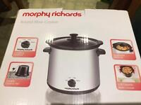 Brand New - Morphy Richards Slow Cooker