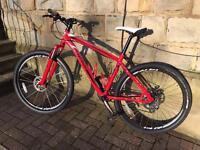 Specialized Hardrock Mountain Bike - Medium