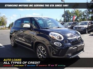 2014 Fiat 500L TREKKING / NAVIGATION / PANORAMIC ROOF