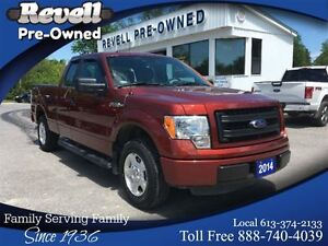 2014 Ford F-150 STX  *1-Owner ONLY 41K