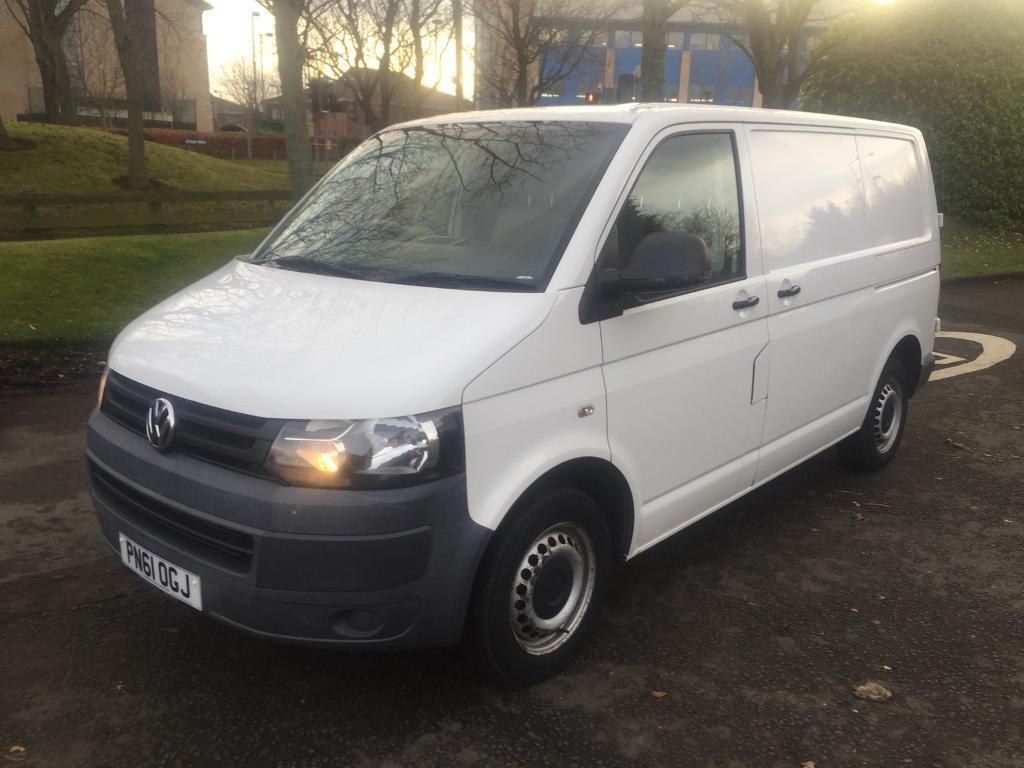 Volkswagen Transporter T5 T28 2ltr Tdi Van Ideal Day Conversion 61reg 2011 Year Clean