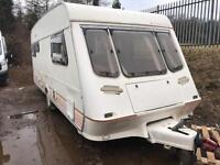 Fleetwood Garland 165-5 Berth caravan