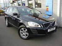 VOLVO XC60 2.4 D5 SE AWD 5d AUTO 205 BHP **4X4** (black) 2011