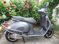 Piaggio Vespa GTS 300 Supersport ABS