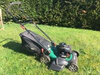 Lawn Mower. Qualcast Self-Propelled.