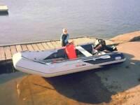 Honwave 3.8m V-Floor with Mercury 15hp 2 stroke Outboard (Full Boat Package)