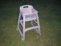 Children's high chairs