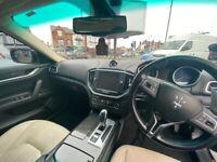 Maserati, GHIBLI, Saloon, 2014, Semi-Auto, 2987 (cc), 4 doors