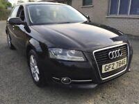 2011 Audi A3 1.6tdi mot10.19 price £ 4890 px/exch