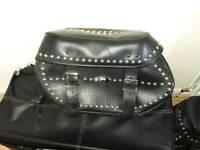 Harley Davidson saddle bags