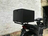 HONDA VISION TOP BOX, PIZZA BOX AND RACK