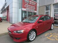 2008 Mitsubishi Lancer GTS LEATHER, SUNROOF