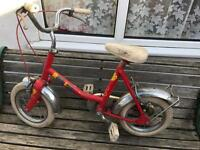 2 Raleigh kids bikes