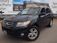 2012 Hyundai Santa Fe GLS ONE OWNER NO ACCIDENTS NO PAYMENTS FOR