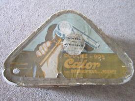 Vintage Hair dryer Calor with original box – year 1950 / 1960