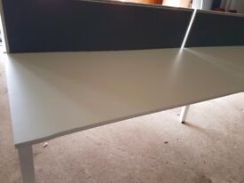 Herman miller executive bench desk system top spec