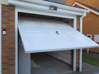 Garage Door, Electric Remote Controlled (7 ft)
